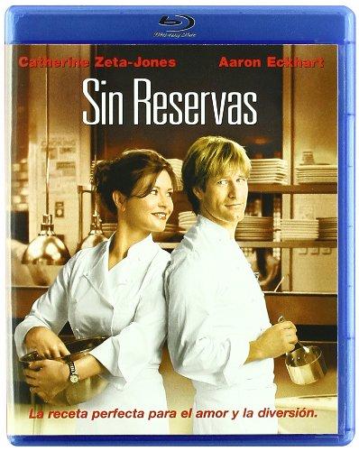 Sin Reservas [Blu-ray]