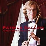 <おとなBEST>パトリック・ガロワのすべて~フルート名曲集