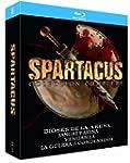 Pack Spartacus: Dioses De La Arena +...