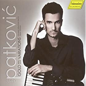 Bach, J.S.: Goldberg Variations (Arr. for Accordion)