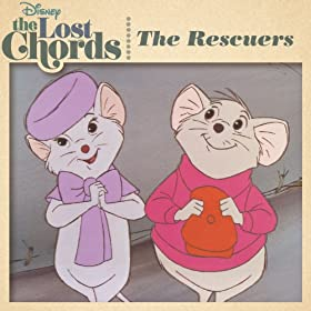 The Lost Chords: The Rescuers [+digital booklet]