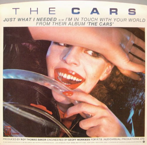 The Cars - Just What I Needed I