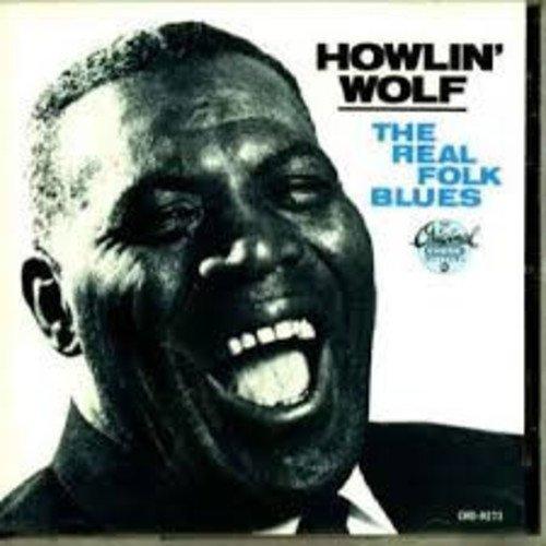 Vinilo : Howlin' Wolf - Real Folk Blues (United Kingdom - Import)