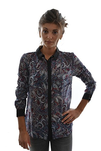 Only - Camicia -  donna blu 34