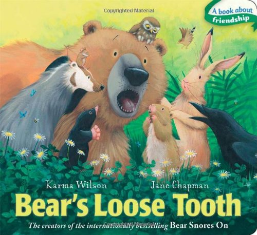 Bear's Loose Tooth (Classic Board Books)