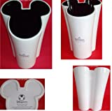 DISNEY MICKEY MOUSE VASE Ceramic Mickey Home Collection Mickey Mouse Icon Mickey Mouse Ears