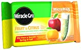 Lawn & Patio - Miracle-Gro 100396 Fruit and Citrus Tree Fertilizer Spikes, 12-Pack