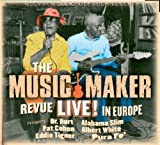 echange, troc Compilation - Live in europe compilation