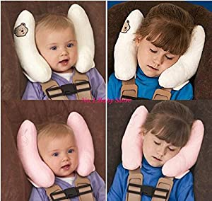 top quality adjustable car seat head support for nb 5 years old baby using stroller. Black Bedroom Furniture Sets. Home Design Ideas