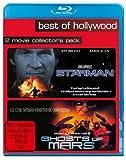 echange, troc BD * 2 MOVIE COLLECTORŽS PACK 5       John Carpenter's Starman / John Carpenter's Ghosts Of Mars [Blu-ray] [Import allemand]