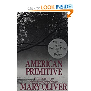 American Primitive Mary Oliver