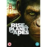 Rise of the Planet of the Apes (DVD + Digital Copy)by James Franco