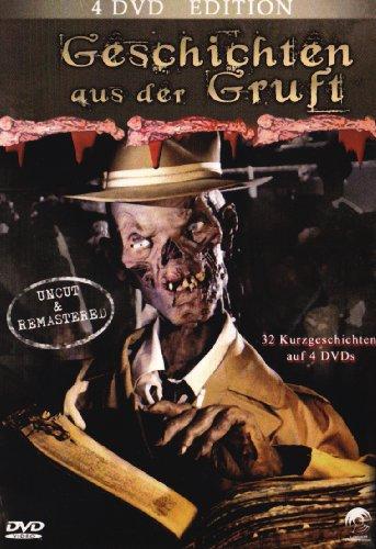 Geschichten aus der Gruft (Uncut) [4 DVDs]
