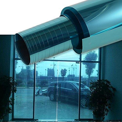 aumo mate car window sun sunshine block solar film uv heat protection auto windshield anti. Black Bedroom Furniture Sets. Home Design Ideas