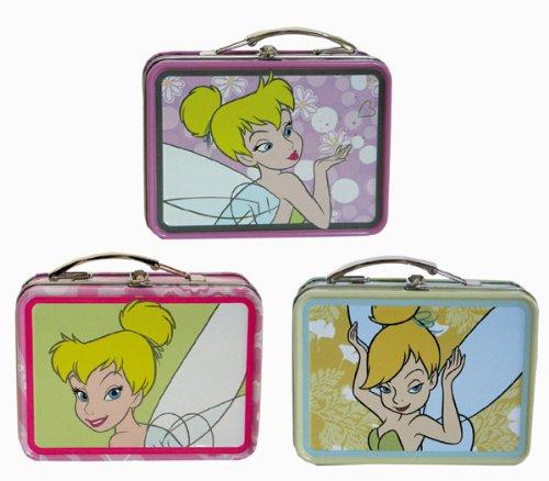 Assorted Tinkerbell Mini Size Tin Box - Miniature Tin Box - 1