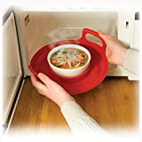 New Metro Design Cool Grip Microwave Caddy