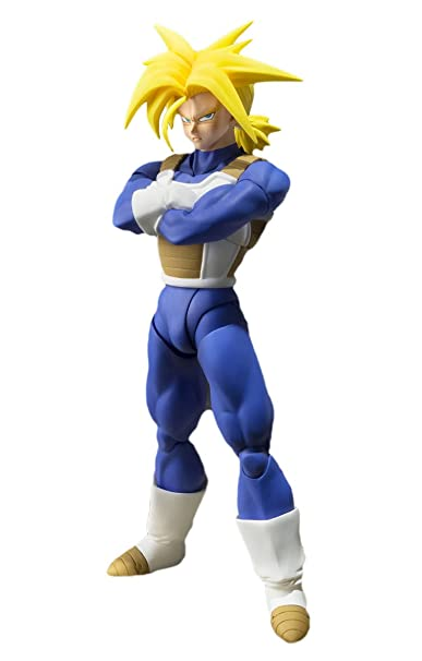 Figurine - 'Dragon Ball' - Trunks Super Saiyan Figuarts 14 cm