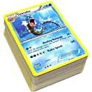 Pokemon Legendary Treasures Lot of 100 RANDOM Cards [10 Rares, 30 Uncommons and 60 Commons]