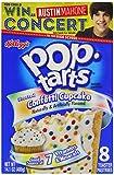 Kellogg's Confetti Cupcake Pop Tarts 14.1 oz/400 g (pack of 2)