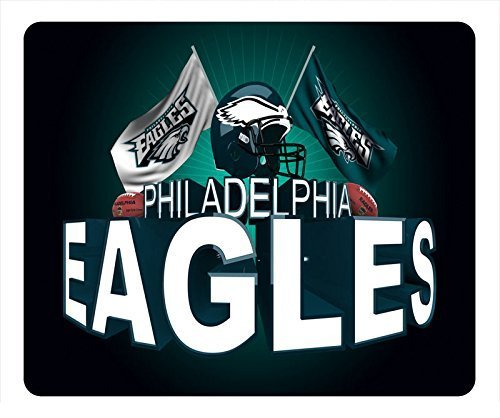 nfl-philadelphia-eagles-design-rectangular-mouse-pad-wavin-flag-220mm180mm3mm