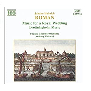 Roman Music For A Royal Wedding - Drottningholm Music from Naxos