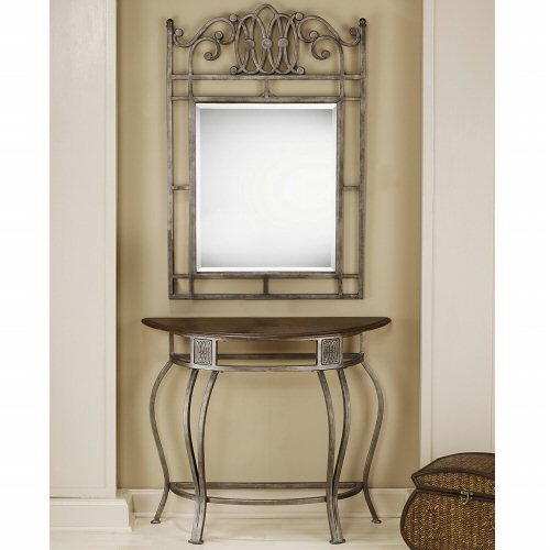 Cheap Montello Console Table and Mirror – Hillsdale 41547 (B0055FLS3S)