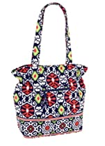 Vera Bradley Laura Shoulder Bag (Sun Valley)