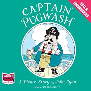 Captain Pugwash | [John Ryan]