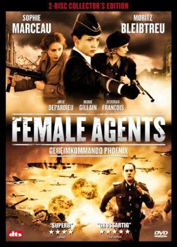 Female Agents - Geheimkommando Phoenix [Collector's Edition] [2 DVDs]