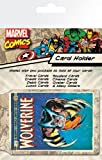 Marvel Wolverine Travel Pass Oyster Card Holder