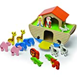 Wooden Noah's Ark - Ideal Childs Christmas Gift