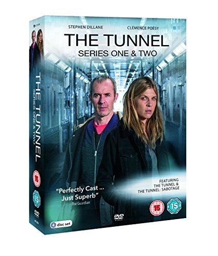 Tunnel: Series 1 & 2  The [Edizione: Regno Unito]