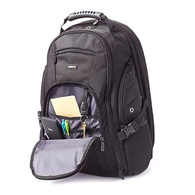 AmazonBasics Adventure Backpack - Fits Up To 17-Inch Laptops by AmazonBasics