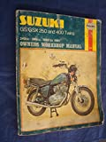 Suzuki GS/ GSX250 and 400 Twins Owners Workshop Manual