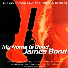 my name is bond james bond the hollywood star orchestra singers mp3 downloads. Black Bedroom Furniture Sets. Home Design Ideas