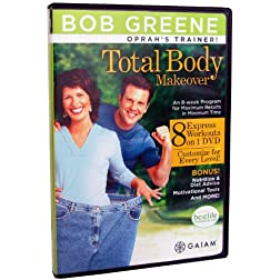 Bob Greene Total Body Makeover & Book