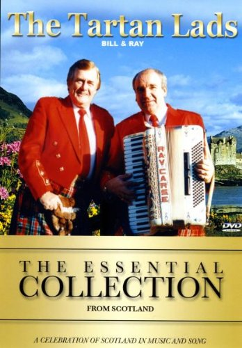 The Essential Collection by the Tartan Lads [DVD] [2011] [NTSC]