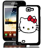 Hello Kitty - Samsung Galaxy Note (I717-I9220-N7000) Hard Shell Snap-On Protective Case