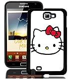 Hello Kitty - Samsung Galaxy Note (I717-I9220-N7000) Hard Shell Snap-On Protective Case