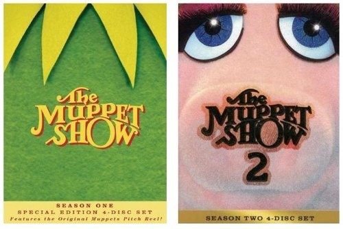 The Muppet Show: Seasons 1 & 2 (The Muppet Show Season 1 compare prices)