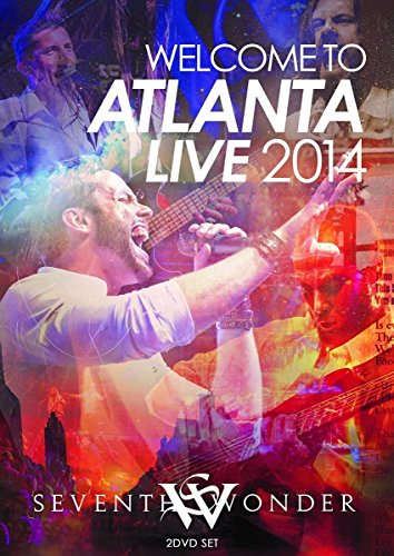 Seventh Wonder - Welcome To Atlanta Live 2014 (2 Dvd)