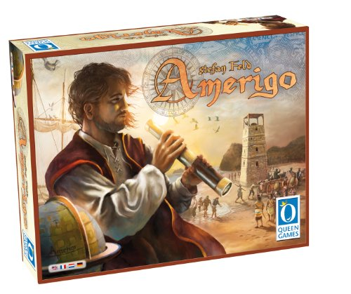 Amerigo Board Game (Francis Drake Board Game compare prices)