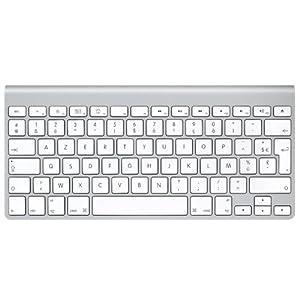 Apple - Accessoire Mac - Clavier sans fil - Technologie Bluetooth