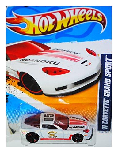 Hot Wheels HW Main Street '11 Corvette Grand Sport 2/10 - 1