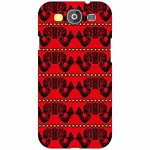 Samsung Galaxy S3 Neo Back Cover - Painted Designer Cases