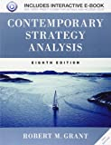 img - for Contemporary Strategy Analysis Text Only book / textbook / text book