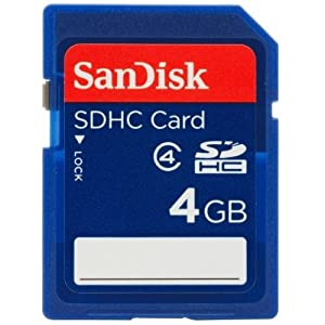 SanDisk SD Flash Memory Card from SanDisk