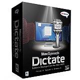 MacSpeech Dictate - Version 1.5 (Mac/Leopard) with USB Plantronics headset