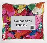 2000 ballons de