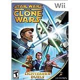 Star Wars the Clone Wars: Light Sabre Duels - Nintendo Wii ~ LucasArts